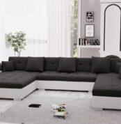 Sofa-U-Form-ARIA-links-weiss-anthrazit_1