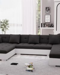 Sofa-U-Form-ARIA-links-weiss-anthrazit_1